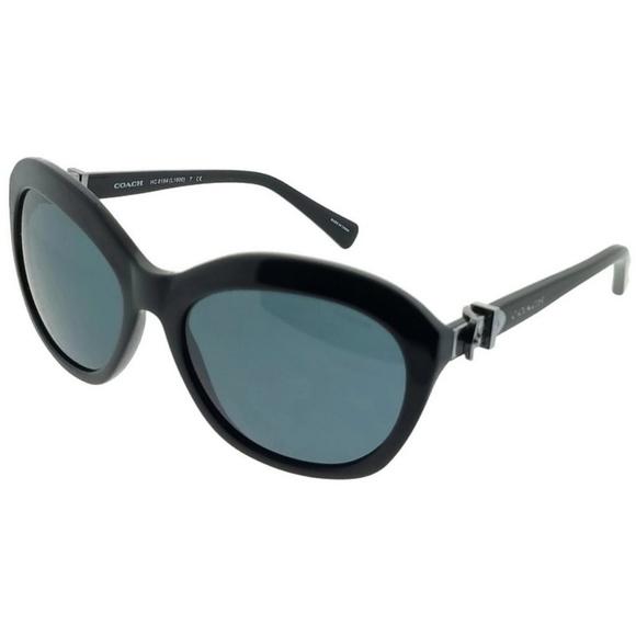 d32e606d67 Hc8184-l1600 Cat Eye Women s Black Frame Grey Lens